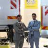 Atek Lift Yeni Liftlerini IAA'da Sergiledi