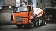 Ford Cargo Hazır Beton Fuarını Teslimatlarla Hareketlendirdi