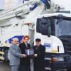 Kumcular Beton Scania İle Türkiye Rekorunu Kırdı