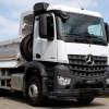 Mercedes-Benz Arocs 2532 K 6×2 Türkiye Yollarında