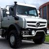 Mercedes-Benz Unimog Şehre Geliyor