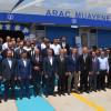 TÜVTÜRK'ten Konya'da Yeni Araç Muayene İstasyonu