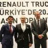 Türkiye'de 20'nci Yılını Kutlayan Renault Trucks Pazarda Daha İddialı Olacak
