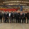 TREDER'den SAF-HOLLAND Düzce Fabrikasına Ziyaret