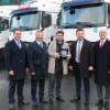 Tarımın Devi Çekok Gıda Filosuna 45 Adet Renault Trucks Çekici