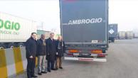 Tırsan'dan Intermodal Devi Ambrogio'ya 150 Adet Araç