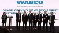 WABCO Türkiye'de Lojistik Merkezini Törenle Açtı