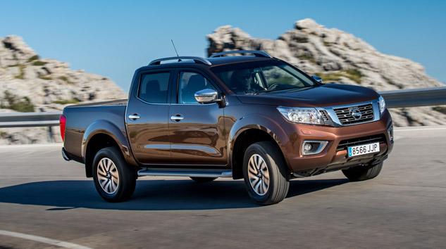 Ödüllü Nissan NP300 Navara'yı İspanya'da Test Ettik