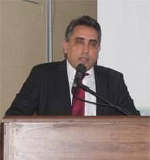 SAF-Holland Türkiye Pazarlama Müdürü İbrahim Emre