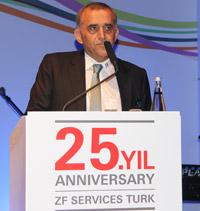 ZF Türk Genel Müdürü Ali Oruç