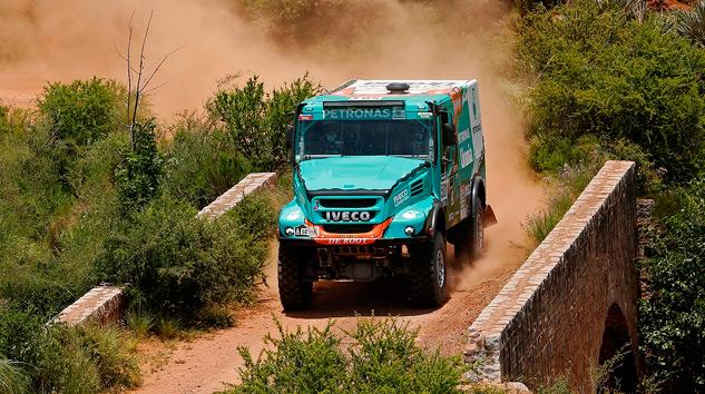2016 Dakar Zaferi Iveco'nun