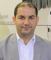 Alcoa Türkiye Satış Müdürü Abdullah Aydın