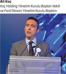 Ford Otosan Yönetim Kurulu Başkanı Ali Y. Koç
