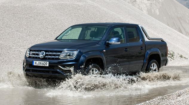 Volkswagen Amarok Yenilendi: Sınıfının En Güçlüsü Oldu
