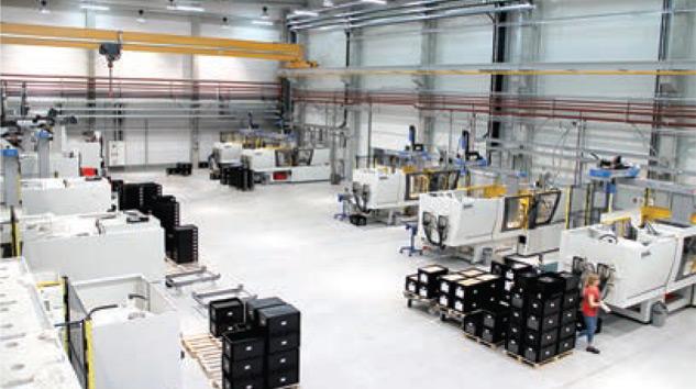 Aspöck Polonya İle Dördüncü Fabrikasını Açtı