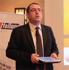 SAF Holland Türkiye Genel Müdürü Bilal Azizoğlu