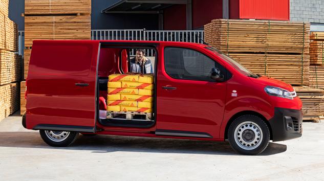 Citroën Jumpy Panelvan da Türkiye'de