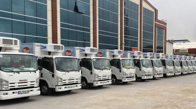 Anadolu Isuzu'dan Eker Sürücülerine Eğitim