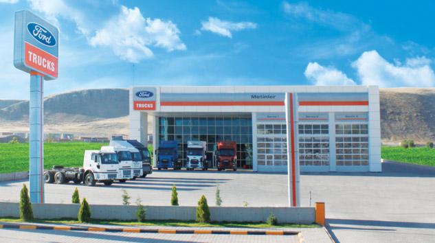 Ford Trucks 3 Yeni Bayi Açılışıyla Atağa Geçti