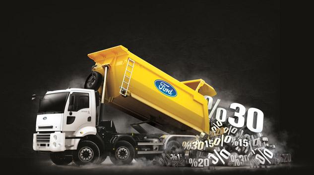 Ford Cargo Özel Servis Kampanyası