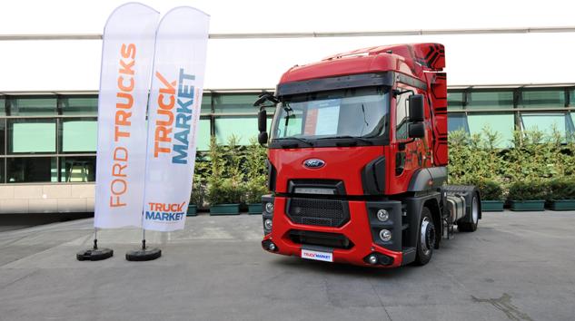2. El Ağır Ticari Araca Truckmarket İle Ford Trucks Garantisi