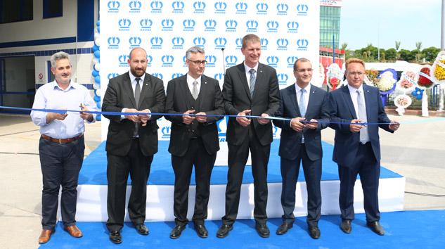 Krone Center Gebze'de Açıldı