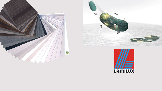 Lamilux'ten Gümüşle Gelen Kalıcı Sterilizasyon