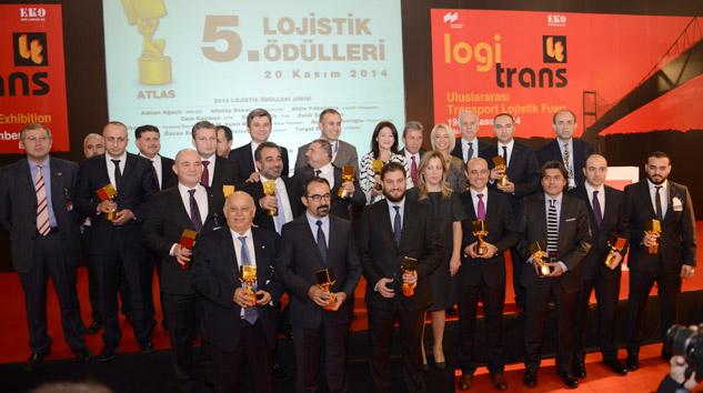 Lojistik Ödülü 'Atlas' 5. Kez Sahiplerini Buldu