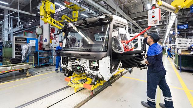 Mercedes'ten-Aksaray-Fabrikasına-113-milyon-Avro'luk-Yatırım