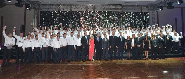 Mercedes-Benz Türk Teknisyen Olimpiyatları 10. Yılını Kutladı