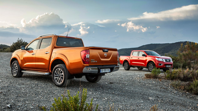 Yeni Nissan Navara Yılın En İyi Pick-Up'ı Seçildi
