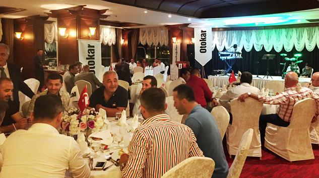 Otokar Treyleri Antalya'da Meçikoğulları Otomotiv Temsil Edecek