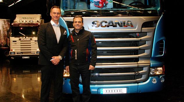 Scania Türkiye'de Pazar Payını Artırmayı Hedefliyor