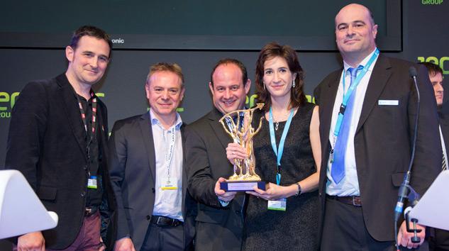 Renault Trucks ve Solvay, Kompozit Malzeme İnovasyon Ödülünü Aldı