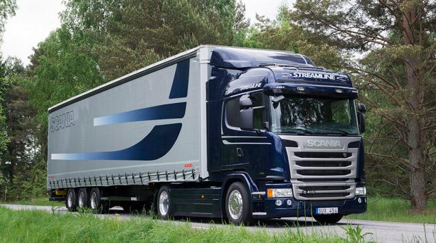 Scania-G410