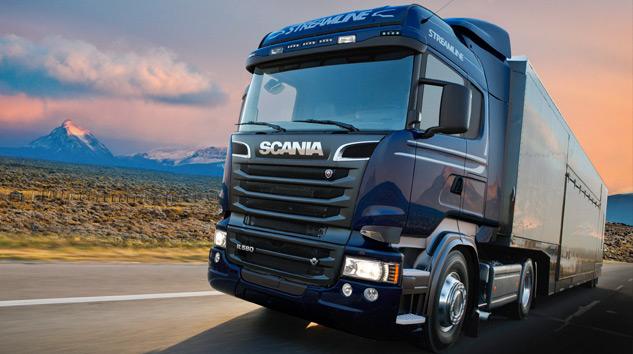 Scania Doğalgaz İle Çalışan Araç Satışına Başlıyor