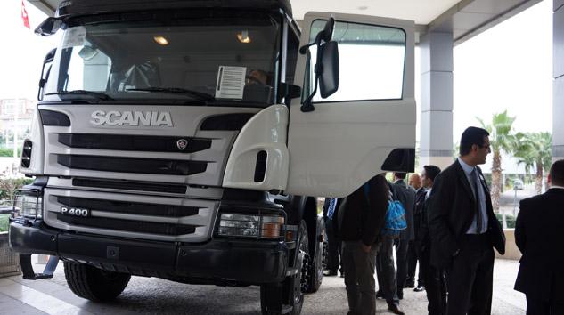 Scania İstanbul'da Üstyapıcılarla Biraraya Geldi