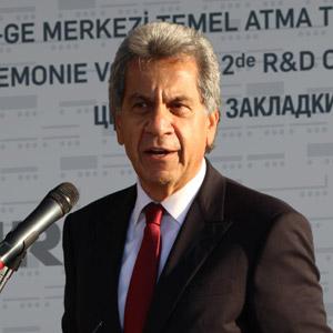 Tırsan Yönetim Kurulu Başkanı Çetin Nuhoğlu