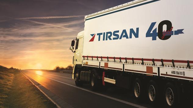 TIRSAN'ın 2016 İhracatı 120 Milyon Doları Aştı