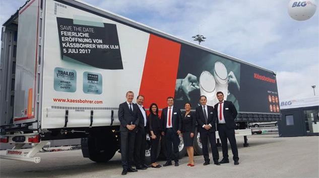Tırsan Münih Transport Logistic Fuarında