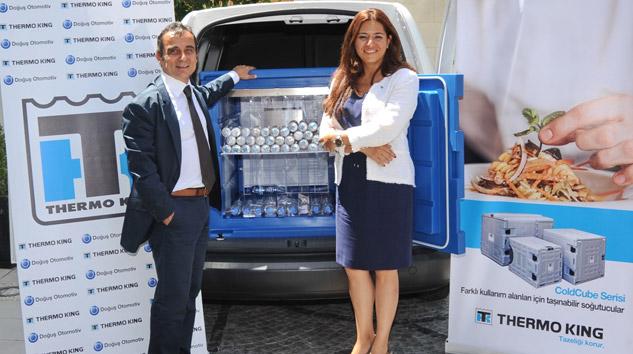 Thermo King İki Yeni Ürün İle Satışlarını Yüzde 30 Arttırmayı Hedefliyor