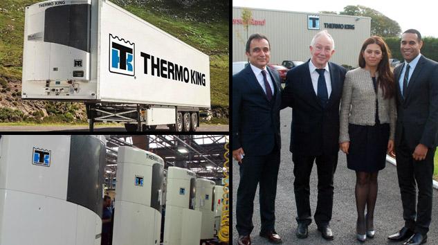 Thermo King Türkiye'de Yatırım Sinyali Verdi