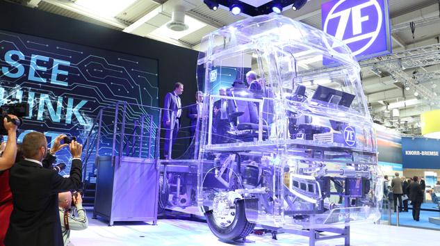 Ticari Araçların Geleceği IAA'da İpuçlarını Verdi