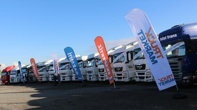 TruckMarket Merkez Tesisi İstanbul'da Hizmete Girdi