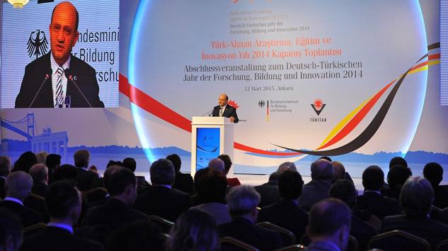 Tırsan Türk-Alman Bilim Yılında Ar-Ge Proje İşbirliklerini Artırdı