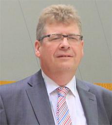 Meiller Türkiye'den Sorumlu Satış Yöneticisi Wolfgang Gebhart