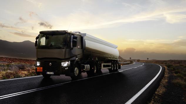Yeni Renault Trucks T Daha Tutumlu Daha Verimli