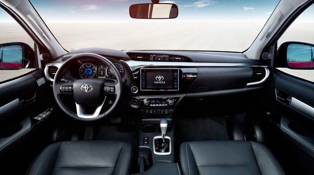Yeni Toyota Hilux Türkiye'de