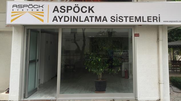 Aspöck Yeni Merkezinde Hizmette