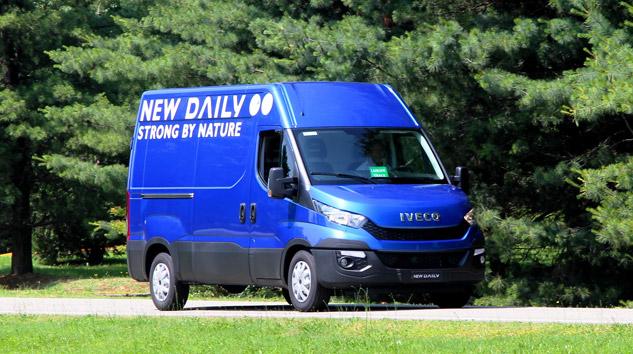 Tamamen Yenilenen Iveco Daily 2014 Sonunda Türkiye'de Satılacak